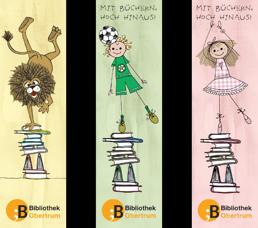 Fußballer Tänzerin Illustration Herz Maskottchen Bibliothek Obertrum Löwe Bücher