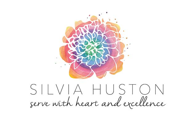 herzanherz herz logo logodesign Visual handgezeichnet Pfingstrose Regenbogen