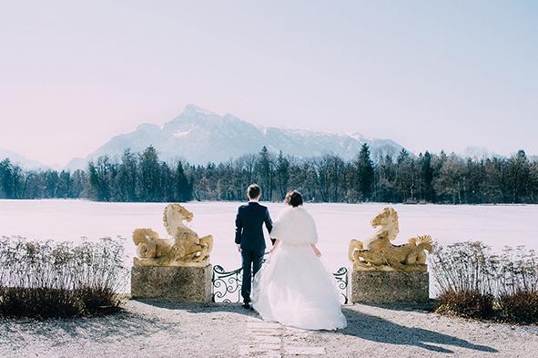 herzanherz herz Hochzeit Leopoldskron Papeterie Büttenpapier grau wedding edel Brautpaar